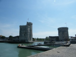 La Rochelle - the old port