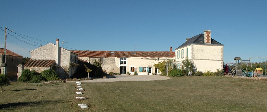 La Boulinerie - front of property