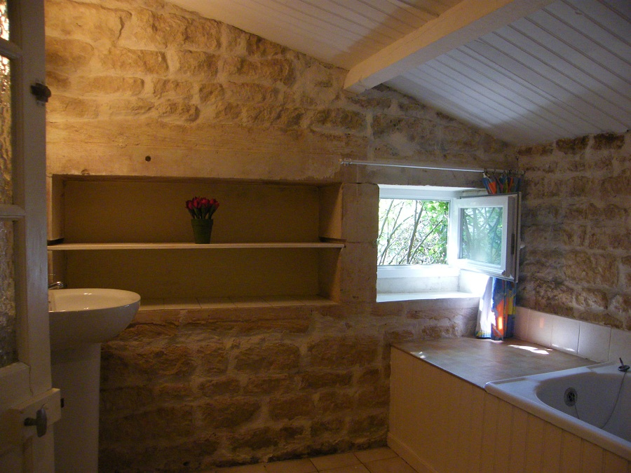 Le Jardin Clos - bathroom