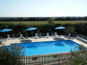 The Pool at La Boulinerie